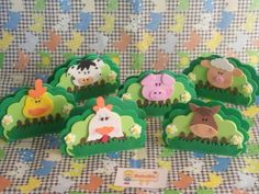 Yoshi, Christmas Ornaments, Holiday Decor, Character, One Year Anniversary, Crates, Napkin, 3rd Birthday, Crafts