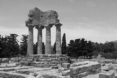La mia particolare visione della Val di Noto #Sicilia #Sicily #foto #photo #b&w #travel #viaggio