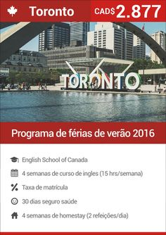 Curso de ingles em Toronto. Para mais informacoes info@interxcanada.ca ou visite nosso site www.interxcanada.ca