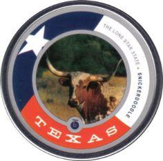 Texas Longhorn Candle