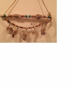 Authentic Handmade Native American Peace Pipe