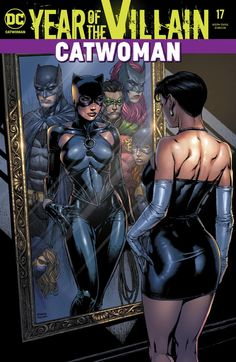 Catwoman Comic, Batgirl, Black Catwoman, Catwoman Makeup, Catwoman Mask, Catwoman Cosplay, Dc Comic Books, Comic Book Covers, Comic Art