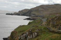 Beara Peninsula in Ireland