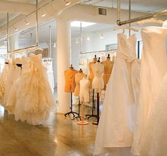 { OUTSTANDING BRIDAL SALON EXPERIENCE } L'atelier Couture Bridal  { PEOPLE'S CHOICE WINNER } Bridal Accents Couture