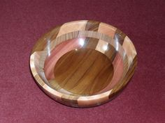 Woodturning Scrap Wood Bowl – Kuffys Woodwork