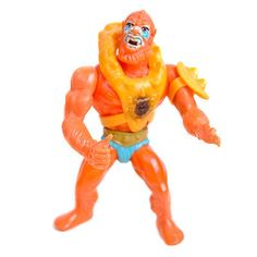 #Beast man masters of the universe he man #1980s vintage action #figure. mattel,  View more on the LINK: http://www.zeppy.io/product/gb/2/331753577091/