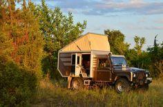 Defender Defender Camper, Land Rover Defender 110, Landrover Defender, Off Road Camper, Truck Camper, Adventure Campers, Expedition Vehicle, Recreational Vehicles, 4x4