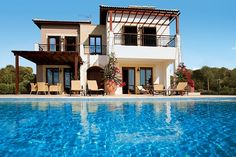 Amazing Cyprus: Villa with swimming pool at Aphrodite Hills, Papho...