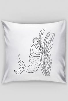 Fat mermaid with shaved hair. ♥ You can get this pillowcase with the design on one side: https://blibli.cupsell.com/product/2271799-product-2271799.html or on both sides: https://blibli.cupsell.com/product/2271800-product-2271800.html And here you can find other merchandise with the same design: https://blibli.cupsell.com/k/drawing-fat-mermaid #mermaids #mermaid #fat #fatpositive #bodypositive #art #linart #drawing #pillows #pillowcases