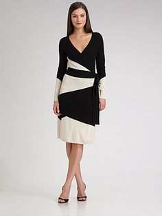 Diane von Furstenberg Wrap Dress want