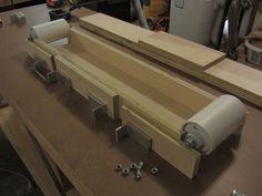 Building A Swing Arm Belt Sander - Page 4 - Telecaster Guitar Forum