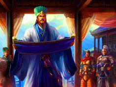 Chancellor Zhuge Liang, War of the Three Kingdoms, China
