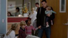 Meredith's kids--Bailey, Zola, Ellis. Grey's Anatomy