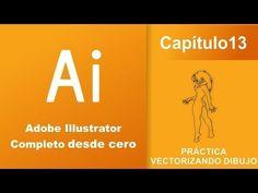 Illustrator Completo Capítulo 8 Herramienta TEXTO y sus familias. @ADNDC @adanjp - YouTube