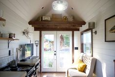 Tiny Heirloom - Custom Built Tiny Houses