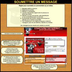 Informations sur la page