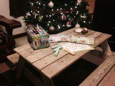 ¿Dónde abrirán tus hijos o nietos sus regalos de navidad?