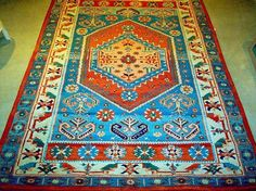 Handmade Turkish Rugs | Vintage Handmade Turkish Rug