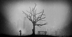 Many indie games offer the most unique and varied experiences. We handpicked 25 of the best indie games out now, from Dead Cells to Cuphead, and many more. Wallpaper Pc, Original Wallpaper, Wallpaper Backgrounds, Limbo Game, Limbo Video Game, Diorama, 4k Desktop Wallpapers, Best Indie Games, Indie Games