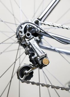 inlocomotion: Campagnolo The 50th anniversary groupset