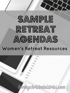 Creating retreat agendas for women's ministry and retreats doesn't always come easy. Use our actual agendas as templates for your own and save time! Women's Retreat, Retreat Ideas, Health Retreat, Conference Agenda, Christian Women's Ministry, Christian Retreat, Christian Resources, Survival, Christian Devotions