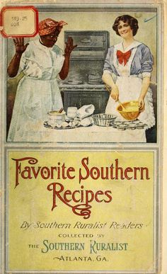 """Favorite Southern Recipes"" 