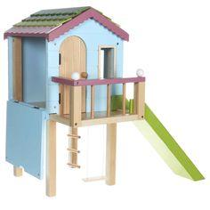 Treehouse play set tree house Lottie dolls