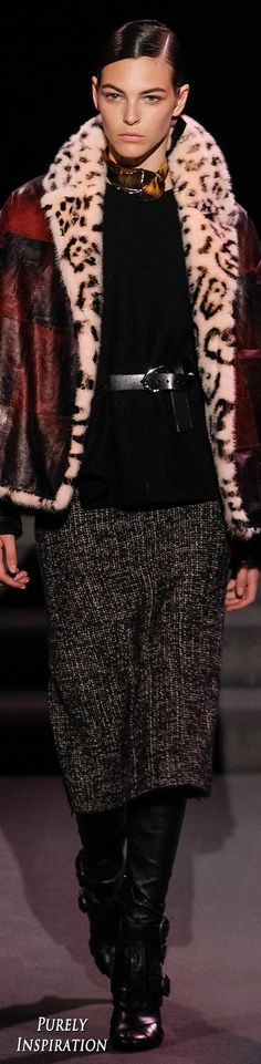 Tom Ford FW2016 Women's Fashion RTW | Purely Inspiration