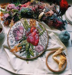 19 Artists Creatively Pushing the Boundaries of Embroidery - My Modern Met