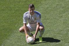 Gareth Bale---REAL MADRID