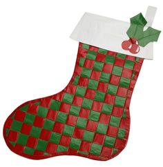 Make a duct tape stocking for Christmas. http://duckbrand.com/products/duck-tape/colors/standard-rolls/red-188-in-x-20-yd?utm_campaign=dt-crafts&utm_medium=social&utm_source=pinterest.com&utm_content=duct-tape-crafts-holiday