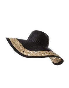Zara two tone wide brim hat Spring Hats, Summer Hats, Summer Sun, Summer Time, Zara Hats, Zara Official Website, Floppy Hats, Stylish Hats, Wedding Hats