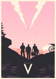 Grand Theft Auto V!! Today is the day!! See you in three months to a year ;)