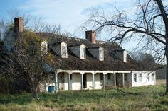 This is the Dameron House in Maryland; due to be demolished this year. It was built between 1780-1790 and was moved to it's present location in 1942 by Henry Ford who saved it after it was tagged to be razed by the U.S. Navy.    I want so badly to purchase this home and restore it.