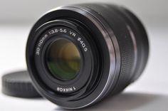 [Exc⁺⁺] Nikon 1 NIKKOR 30-110mm F3.8-5.6 VR Black Lens For Nikon 1 #Nikon