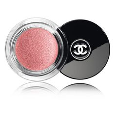 Chanel Illusion D'ombre Long Wear Luminous Eyeshadow ($36) ❤ liked on Polyvore