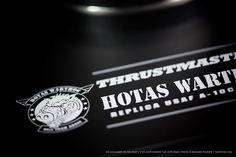 Thrustmaster HOTAS Warthog  Joystick: http://tazintosh.com #FocusedOn #Photo #Canon EF 180mm f/3.5L Macro USM #Canon EOS 5D Mark II
