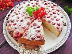 Zdjęcie: Ciasto jogurtowe z mąki ryżowej Gluten Free Recipes, Food And Drink, Sweets, Bread, Vegan, Cookies, Breakfast, Random, Health Desserts