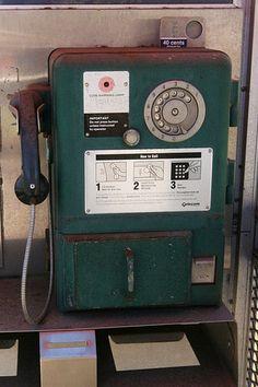 Telecom Australia model CT3 rotary dial public telephone | Flickr - Photo…
