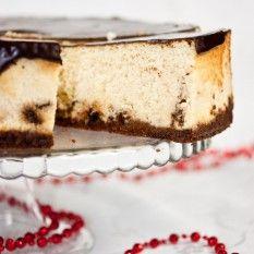 """Sernik """"Śliwka w czekoladzie"""" Polish Recipes, Polish Food, Tiramisu, Cheesecake, Ethnic Recipes, Cakes, Cake Makers, Polish Food Recipes, Cheesecakes"""