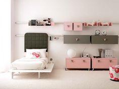 Camas para dormitorios juveniles, ¡crea espacios con personalidad!