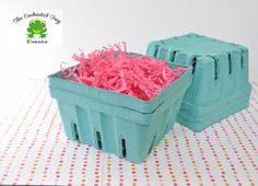 24 Quart Berry Basket Strawberry Basket Berry Carton Favor Box