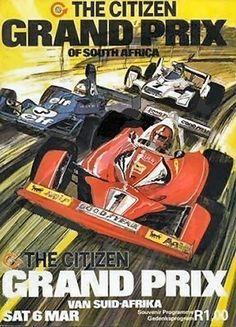 1976 GP de Sudáfrica en Kyalami
