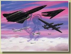 Lockheed Skunk Works Anniversary by Mike Machat More info at : http://www.mikemachat.com