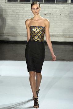 Altuzarra Spring 2013 Ready-to-Wear Fashion Show - Tilda Lindstam