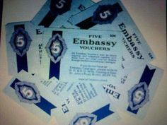 Embassy No1 Vouchers