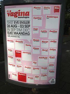 by Posters in Amsterdam by Jarr Geerligs, via Flickr