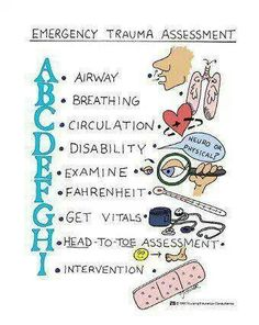 Emergency Trauma Assessment