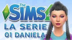Los sims 4 / PERROS Y GATOS / LA SERIE / 01 DANIELA ♥tesasims♥
