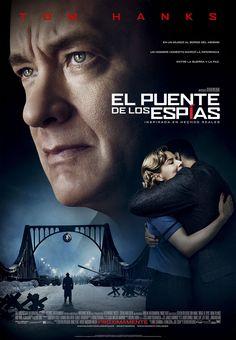 El Puente de los Espias_Poster Final
